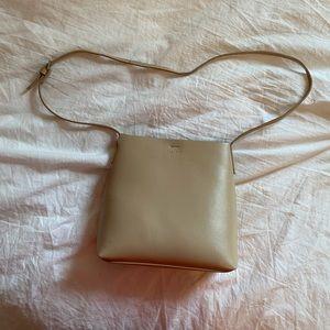 OAK + FORT beige purse